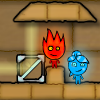 FireBoy and WaterGirl: The Light Temple